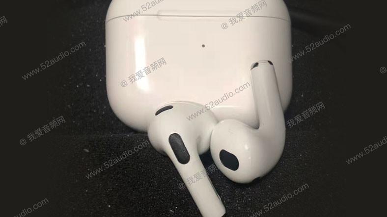 3. Nesil AirPods Kulaklıklarının AirPods Pro Tasarımına Sahip Olacağını Gösteren Fotoğraf Paylaşıldı