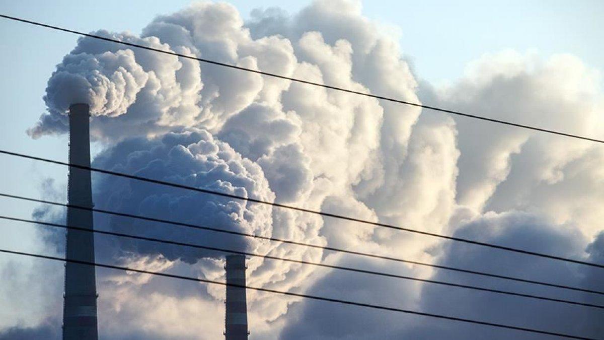 Ekonomi ve seyahat normalleştikçe karbon emisyonları artışa geçti #1