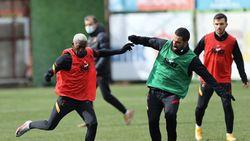 Galatasaray'ın Ankaragücü maçı kamp kadrosu